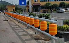 湖南岳阳滚筒护栏案例